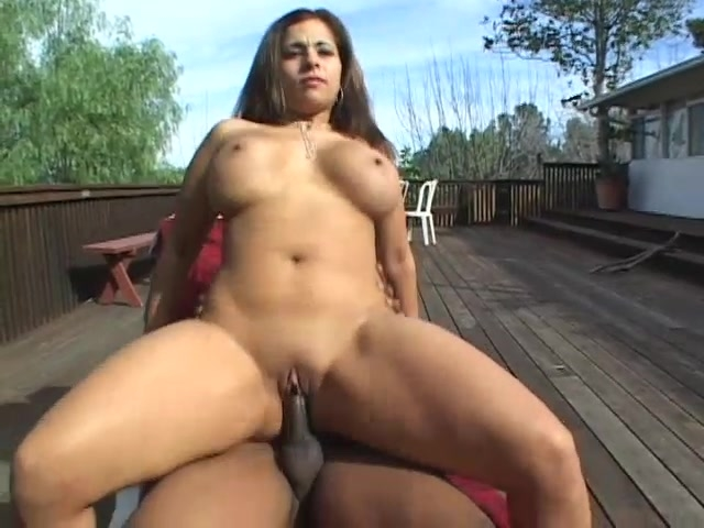 Big Ass Latina Gets Fucked