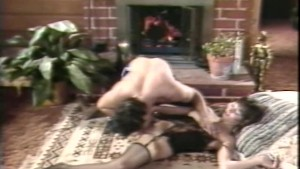 Vintage fireplace porn - Eden Entertainment