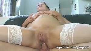 LegAction star Nikki Knox got a nice creampie