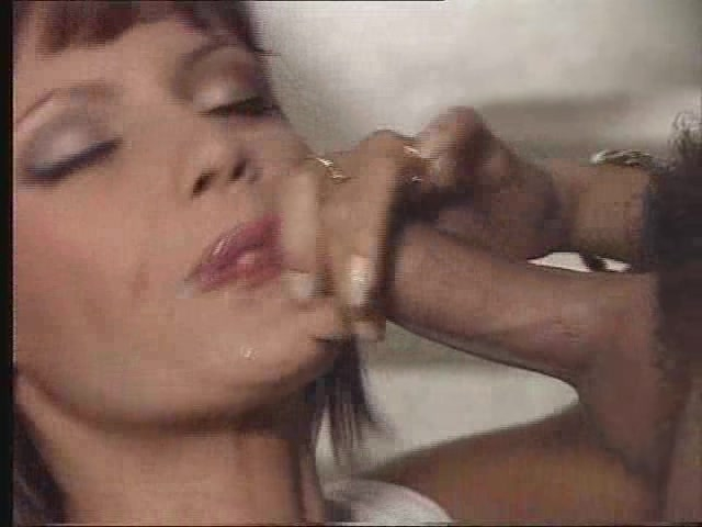 Anita blonde blowjob