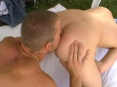 Camping bareback - Puppy Productions