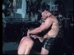 Leather and cum - Pacific Sun Entertainment