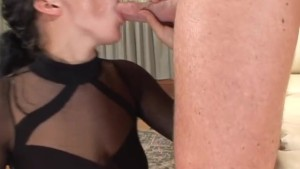 These stockings feel so fucking good! - Feline Films