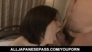 Yuuka Tsubasa fucked hard and left soaking wet