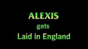 British Pornstar Alexis May