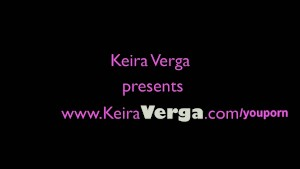 Keira Verga outdoors