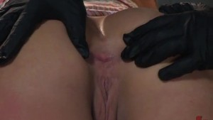 Slut Gets a Butt Inspection