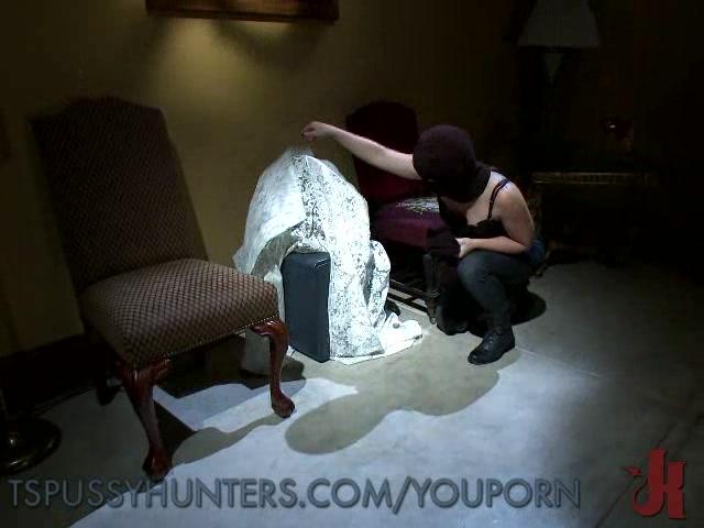 Burglar Gets Cuffed and Fucked