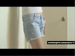 Sammie Returns to NVG - netvideogirls