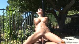 Angelina Valentine likes to suck and fuck big dicks