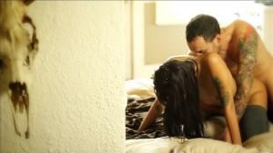 Sensual Sex with a Beautiful Alt Couple