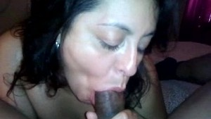 Latina Martha Loving Black Cock Pt. 3