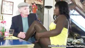 3 dicks for black beauty