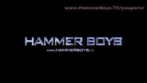Sexy Guys Big Balls from Hammerboys