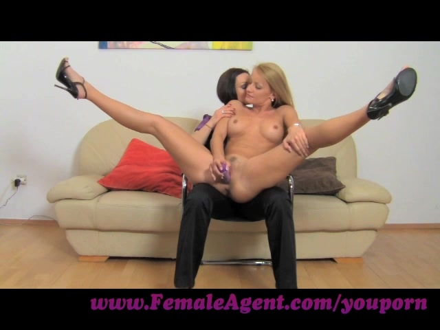 female agent lesbian