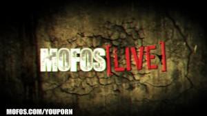 Mofos LIVE Show Raven Bay  - Next Show Feb 13 3PM EST 12PM PST