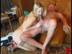 Older man gets his rocks off - Julia Reaves