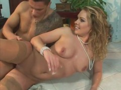 Young man fucking his beautiful step-mom - Wives Tales Productions