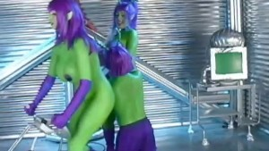 Even the martians know how to have fun - Starr Productions