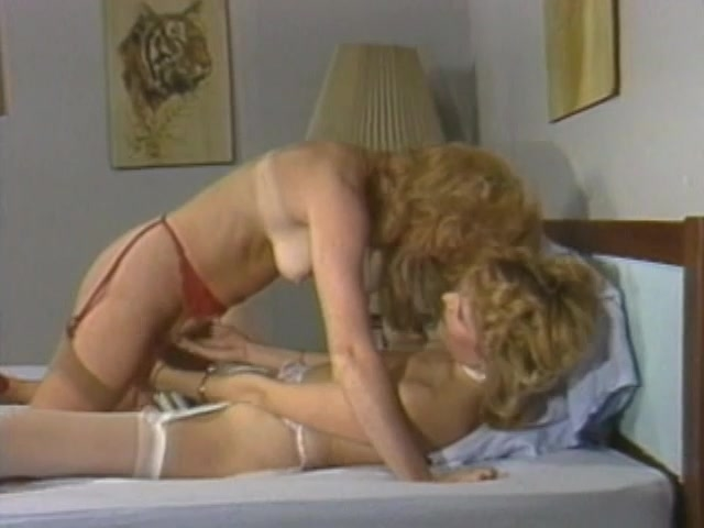 Vintage Lesbian Barbies Play With Each Other - Historic Erotica