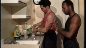 Getting Hot in the Kitchen - His Video