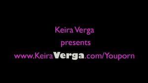 Keira Verga in the jacuzzi