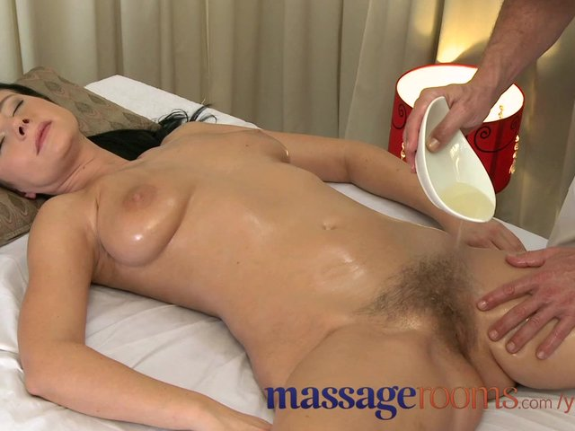 Multiple orgasm massage down the
