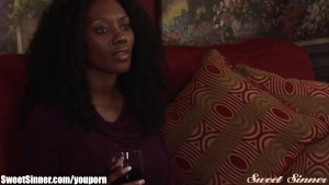 James Deen Pounds a Gorgeous Ebony Girl