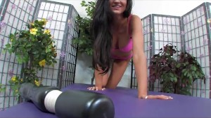 Massage Table Fun