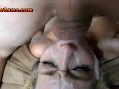 Extreme Gagging Deep Throat Face Fucking
