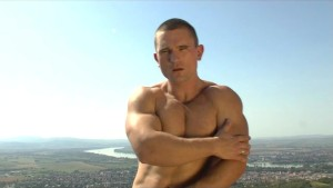Rod Stevens a Sexy Euro Muscle Hunk