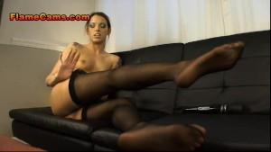 Stockings Foot Fetish Cam Show