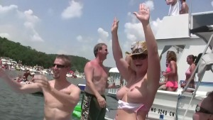Party Cove Naked On The Water - DreamGirls