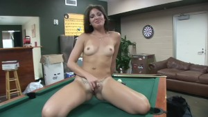 Pool Table Pussy Play - DreamGirls