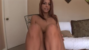 Texan girl shows off for the camera - DreamGirls