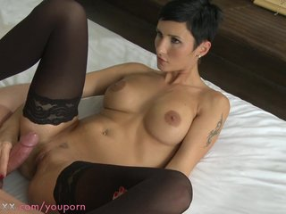 MOM Short haired MILF wants a good fucking