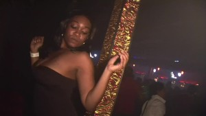 Ebony Babe Dances At The Club - DreamGirls
