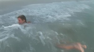 Wet T Shirt In The Waves - DreamGirls