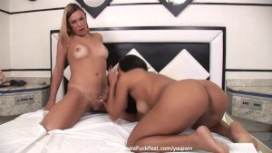 Pussy and cock for blonde shemale Alexia