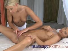 Massage Rooms Bubble butt lez orgasms hard