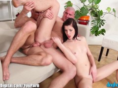Picture DogHouse Bi-Curious Cuckold Threesome