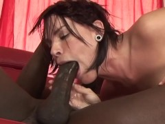 Cougar Fucked In The Ass By A Black Cock - Black Market
