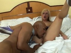 Blonde Cutie Seduces Her Step Dad - Black Market