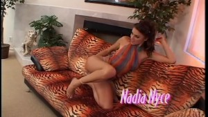 Nadia Nyce Loves to be Naughty - X-Worx