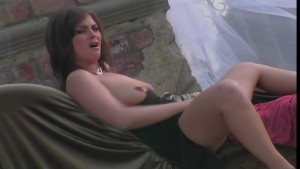 Horny Goddess Fucked By Two Cocks - X-Worx