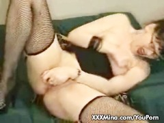 Picture Horny MILF plays with herself on webcam