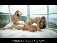 Maddy Oreilly and Natalia Star in thr...