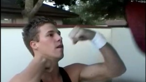 Ultimate fighter behind the scenes - HIGH DRIVE