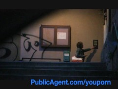 PublicAgent Lost and alone but she fu...