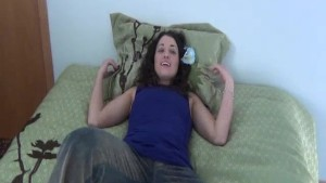 Suburban Mom Getting Freaky With Thick Dildo